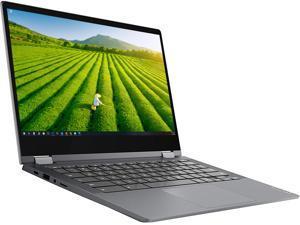 """Lenovo Flex 5 Chromebook, 13"""" IPS FHD Touch Display, Intel Core i3-10110U Upto 4.1GHz, 4GB RAM, 64GB eMMC, Card Reader, Wi-Fi, Bluetooth, Chrome OS (82B80006UX)"""