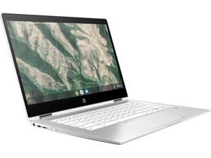 """HP 14B Chromebook, 14"""" HD Touch Display, Intel Celeron N4000 Upto 2.6GHz, 4GB RAM, 32GB eMMC, Displayport via USB-C, Card Reader, Wi-Fi, Bluetooth, Chrome OS (7PD76UA)"""