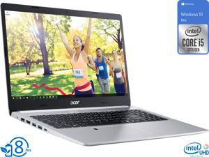 "Acer Aspire 5 Notebook, 15.6"" IPS FHD Display, Intel Core i5-1035G1 Upto 3.6GHz, 12GB RAM, 1TB NVMe SSD, NVIDIA GeForce MX350, HDMI, Wi-Fi, Bluetooth, Windows 10 Pro"