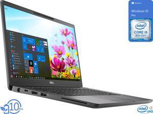 "Dell Latitude 7300 Notebook, 13.3"" HD Display, Intel Core i5-8365U Upto 4.1GHz, 16GB RAM, 512GB NVMe SSD, HDMI, Thunderbolt, Card Reader, Wi-Fi, Bluetooth, Windows 10 Pro"