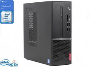 Lenovo V530s Desktop, Intel Core i3-9100 Upto 4.2GHz, 8GB RAM, 256GB SSD, DVDRW, HDMI, DIsplarPort, VGA, Card Reader, Wi-Fi, Bluetooth, Windows 10 Pro
