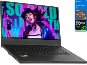 "ASUS ROG Zephyrus G15 Gaming Notebook, 15.6"" 144Hz FHD Display, AMD Ryzen 7 3750H Upto 4.0GHz, 32GB RAM, 1TB NVMe SSD, NVIDIA GeForce GTX 1660 Ti, HDMI, Wi-Fi, Bluetooth, Windows 10 Pro"