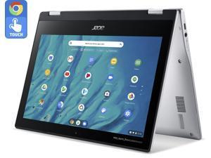 "Acer Spin 311 Chromebook, 11.6"" IPS HD Touch Display, MediaTek MT8183C 2.00GHz, 4GB RAM, 32GB eMMC, DisplayPort via USB-C, Wi-Fi, Bluetooth, Chrome OS (NX.HUVAA.006)"