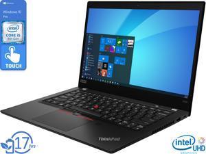 "Lenovo ThinkPad X390 2-in-1, 13.3"" IPS FHD Touch Display, Intel Core i5-8365U Upto 4.1GHz, 16GB RAM, 512GB NVMe, HDMI, DIsplayPort via USB-C, Card Reader, Wi-Fi, Bluetooth, Windows 10 Pro (20NNS0TB00)"