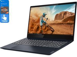 "Lenovo IdeaPad S340 Notebook, 15.6"" IPS FHD Touch Display, AMD Ryzen 7 3700U Upto 4.0GHz, 20GB RAM, 256GB NVMe SSD, Vega 10, HDMI, Card Reader, Wi-Fi, Bluetooth, Windows 10 Pro S"