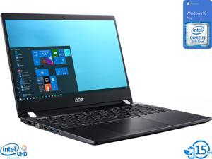 """Acer TravelMate X3 Notebook, 14"""" IPS FHD Display, Intel Core i5-8250U Upto 3.4GHz, 32GB ..."""