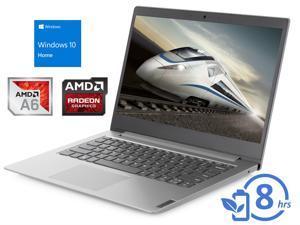 "Lenovo IdeaPad S150 Notebook, 14"" HD Display, AMD A6-9220e Upto 2.4GHz, 4GB RAM, 64GB eMMC, HDMI, Card Reader, Wi-Fi, Bluetooth, Windows 10 Home (81VS0001US)"