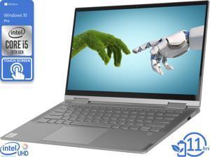"Lenovo Yoga C740 2-in-1, 14"" IPS FHD Touch Display, Intel Core i5-10210U Upto 4.2GHz, 8GB RAM, 128GB NVMe SSD, DisplayPort via USB-C, Wi-Fi, Bluetooth, Windows 10 Pro"