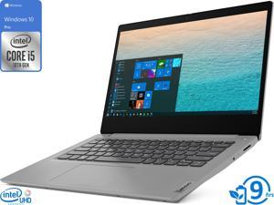 "Lenovo IdeaPad 3 Notebook, 14"" FHD Display, Intel Core i5-1035G1 Upto 3.6GHz, 12GB RAM, 256GB NVMe SSD, HDMI, Card Reader, Wi-Fi, Bluetooth, Windows 10 Pro"