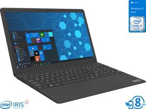 "EVOO Ultra Thin Notebook, 15.6"" FHD Display, Intel Core i7-6660U Upto 3.4GHz, 8GB RAM, 1TB SSD, HDMI, Card Reader, Wi-Fi, Bluetooth, Windows 10 Home"