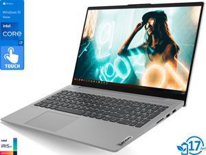"Lenovo IdeaPad 5 Notebook, 15.6"" IPS FHD Touch Display, Intel Core i7-1165G7 Upto 4.7GHz, 8GB RAM, 1TB NVMe SSD, HDMI, DisplayPort via USB-C, Card Reader, Wi-Fi, Bluetooth, Windows 10 Home"