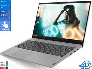 "Lenovo IdeaPad 5 Notebook, 15.6"" IPS FHD Touch Display, Intel Core i7-1165G7 Upto 4.7GHz, 8GB RAM, 512GB NVMe SSD, HDMI, DisplayPort via USB-C, Card Reader, Wi-Fi, Bluetooth, Windows 10 Pro"