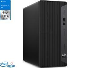 HP ProDesk 600 G6 Desktop, Intel Core i5-10500 Upto 4.5GHz, 16GB RAM, 512GB NVMe SSD, DisplayPort, Wi-Fi, Bluetooth, Windows 10 Pro (304F1UC)
