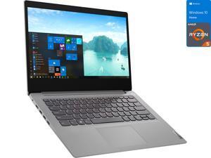 """Lenovo IdeaPad 3 Laptop, 14"""" FHD Display, AMD Ryzen 5 3500U Upto 3.7GHz, 8GB RAM, 128GB NVMe SSD + 1TB HDD, Vega 8, HDMI, Card Reader, Wi-Fi, Bluetooth, Windows 10 Home S (81W000NGUS)"""