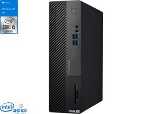 ASUS ExpertCenter D500SA Desktop, Intel Core i5-10400 Upto 4.3GHz, 16GB RAM, 1TB NVMe SSD, DVDRW, HDMI, DisplayPort, VGA, Card Reader, Wi-Fi, Bluetooth, Windows 10 Pro