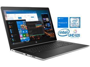 """HP ProBook 470 G5 Notebook, 17.3"""" HD+ Display, Intel Quad-Core i7-8550U Upto 4.0GHz, 16GB RAM, 256GB SSD, GeForce ..."""