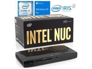 Intel NUC6i7KYK Mini PC, Intel Core i7-6770HQ Upto 3.5GHz, 32GB RAM, 2TB NVMe SSD, HDMI, Thunderbolt , Mini DisplayPort, Card Reader, Wi-Fi, Bluetooth, Windows 10 Pro