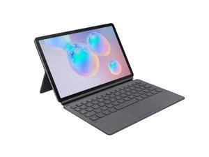 Samsung EF-DT860 Book Cover and Keyboard French For Galaxy Tab S6 Gray EF-DT860UJEGCA
