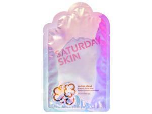 SATURDAY SKIN Cotton Cloud Probiotic Power Mask, 1 PCS