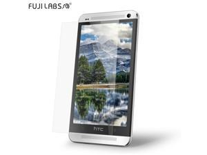 Fuji Labs Vanguard Shield PLUS - Advanced Transparent Screen Protector (5H hardness) designed for HTC One PAFJ-VS4HHTC1-JT