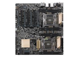 ASUS  Z10PE-D8 WS EEB Workstations Motherboard- Intel® C612 PCH- Dual Socket 2011-3