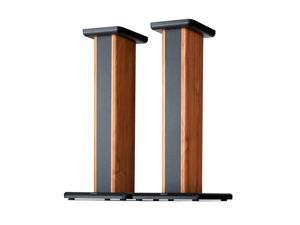 Edifier SS02 S1000DB / S2000PRO Wood Grain Speaker Stands Enhanced Audio Listening Experience For Home Theaters