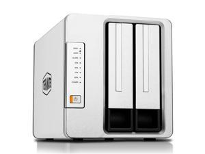 TerraMaster D2 Clone SSD/Hard Drive Duplicator, USB3.1 (5Gbps) Type C 2Bay SATA External Hard Drive Enclosure (Diskless)
