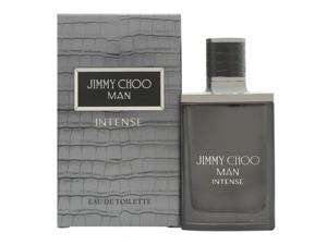 Jimmy Choo Man Intense Men Eau De Toilette EDT 1.7oz / 50ml