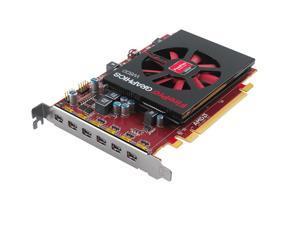 ATI FirePro W600 GDDR5 2GB PCIE 6x mini TC: PVM 100-505746 7122D0010WG