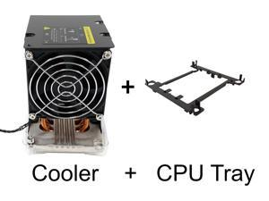 HP Rear Heatsink Fan Assembly and CPU Tray Retainer for Z8 G4 Workstation 907572-001