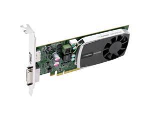 nVidia Quadro 600 1GB DDR3 PCIe x16 DVI DisplayPort Video Graphics Card OEM