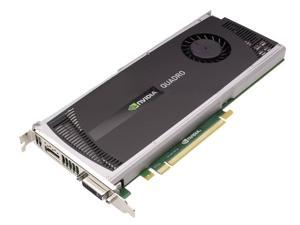 PNY nVidia Quadro 4000 for MAC 2GB GDDR5 High-End Video Card
