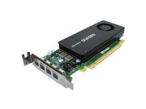 PNY nVidia Quadro K1200 VCQK1200 900-5G200-1701-000 Video Graphics Card