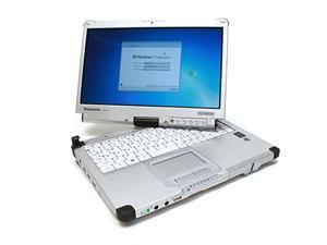TOUGHBOOK CF C2 2G 4GB 256GB 12.5IN HD WL TPM BT W7P - CF-C2CUGPXKM