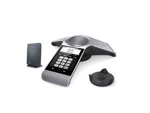Yealink - CP930W-BASE - Yealink Wireless DECT Conference Phone with significant mobility