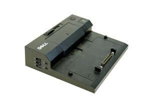 USED: Dell K07A E-Port Replicator Dock E4200 E5500 E6400 Usb 2.0 VGA DVI - 8RNJ7