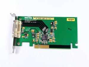 NEW OEM Dell OptiPlex GX620 ADD2-N Dual Pad x16 Low Profile Video Card - X8762