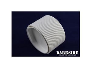 """Darkside 2mm (5/64"""") High Density Cable Sleeving - White (DS-HD2-WHT)"""