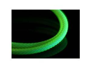 """Darkside 2mm (5/64"""") High Density Cable Sleeving - UV Acid Yellow (DS-0060)"""