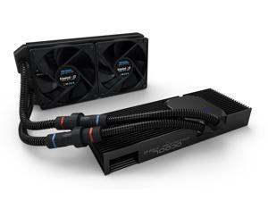 Alphacool Eiswolf 240 GPX Pro AMD Radeon RX 5700/5700XT M01 - Black (11745)