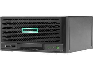 HP ProLiant MicroServer Plus Gen10 for Business, Intel Xeon E-2224 up to 4.6GHz, 16GB RAM, 4TB SATA, RAID