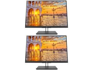 "HP Z24n G2 24"" IPS LED Backlit Monitor 2-Pack, WUXGA 1920 x 1200 (1JS09A8#ABA)"