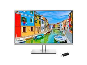 "HP EliteDisplay E243 23.8"" LED LCD Monitor Bundle with 16GB USB DataTraveler"