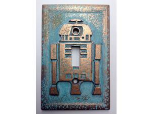 Star Wars (R2D2) Light Switch Cover