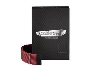 CableMod PRO ModMesh C-Series RMi & RMx Cable Kit - BLOOD RED