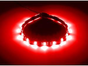 CableMod® WideBeam™ Magnetic LED Strip 30cm - RED