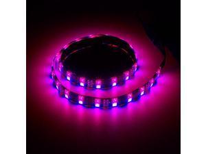 CableMod® WideBeam™ Hybrid LED Strip 60cm - RGB/UV