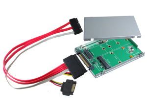 Innocard BU285F U.2 (SFF-8639) to M.2 NVMe SSD Coverter &