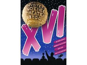 Mystery Science Theater 3000: Xvi [6 Discs]