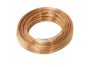 Wire Util 18Ga 25Ft Cu F/ Home THE HILLMAN GROUP Wire - Packaged 50161 Copper